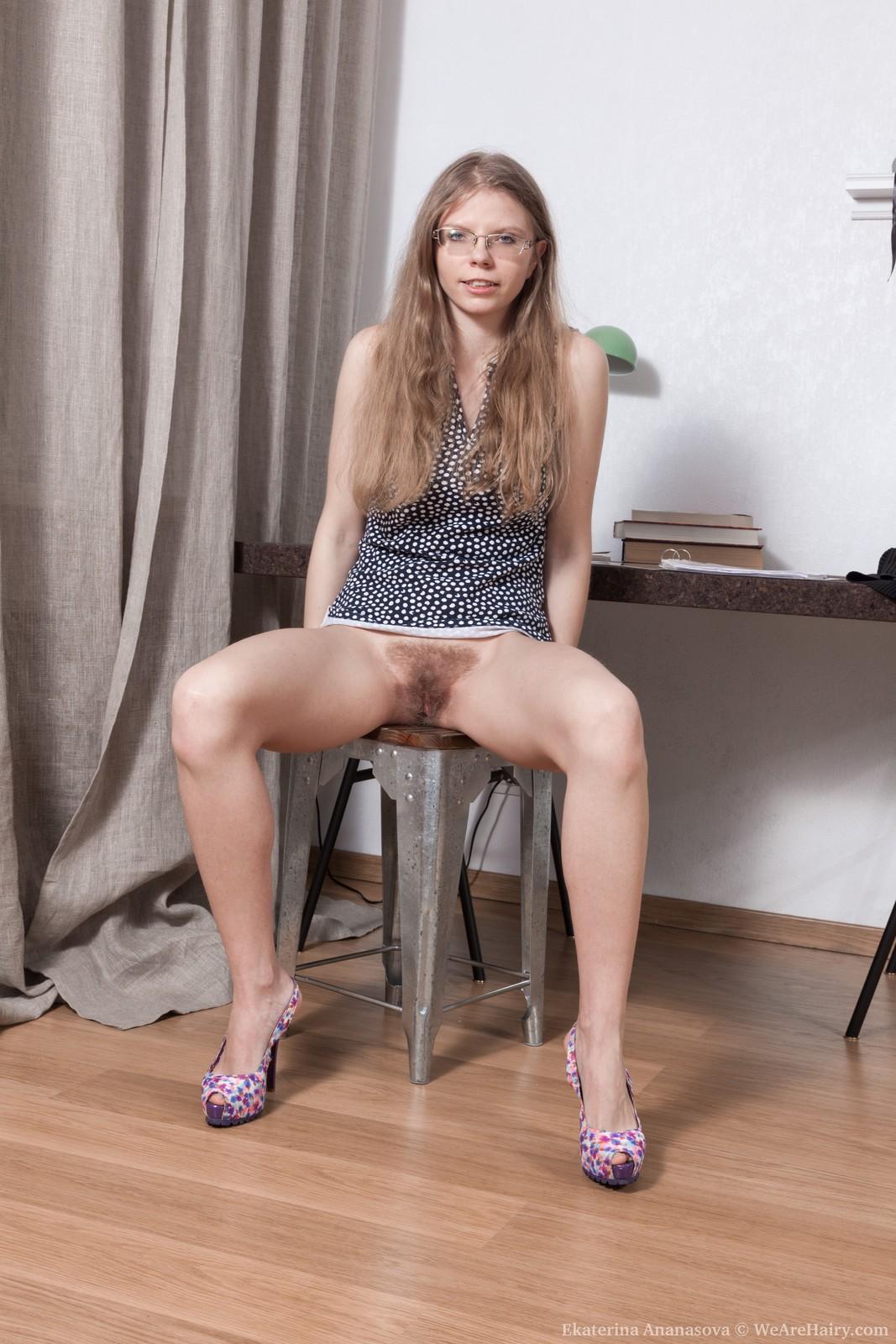 Ekaterina Ananasova Se Desnuda Y Se Masturba